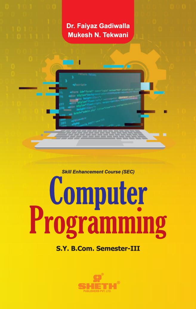 SYBCom Computer Programming