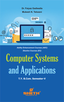 TYBCom Computer Systems and Applications Sem 5
